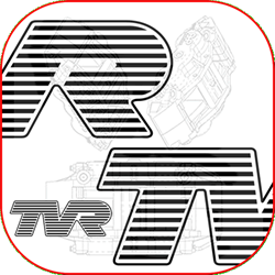 TVR Front AP Racing CP5200-52S4:TVR-53S4:TVR Calipers
